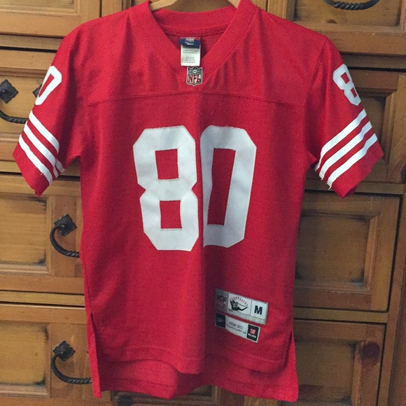 Reebok Other San Francisco 49ers Throwback Jersey Poshmark